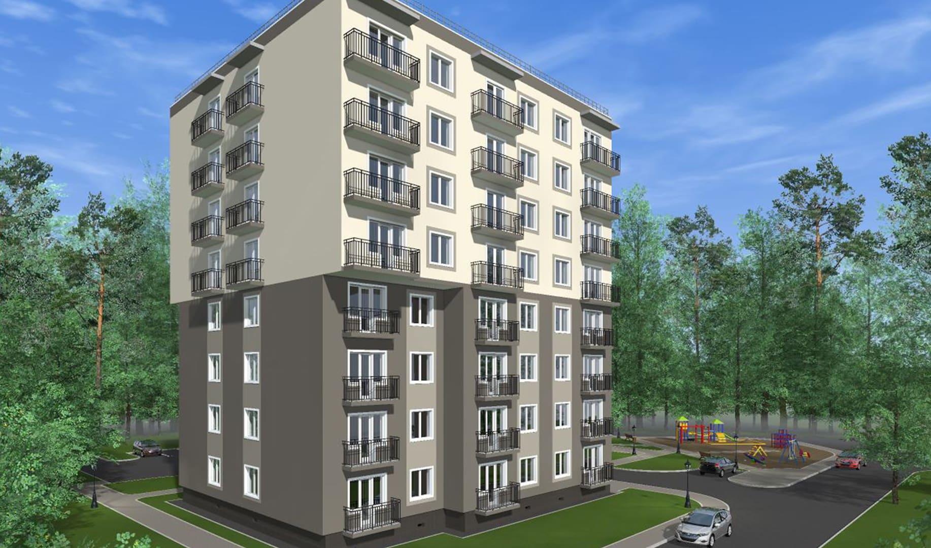 Жилой дом на улице Сосновая, г. Светлогорск - Фотография 5