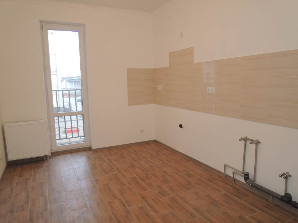 1-к квартира, ул. Нансена 13, 44.3 м², 2/12 эт. с ГОТОВЫМ РЕМОНТОМ - Фотография 3