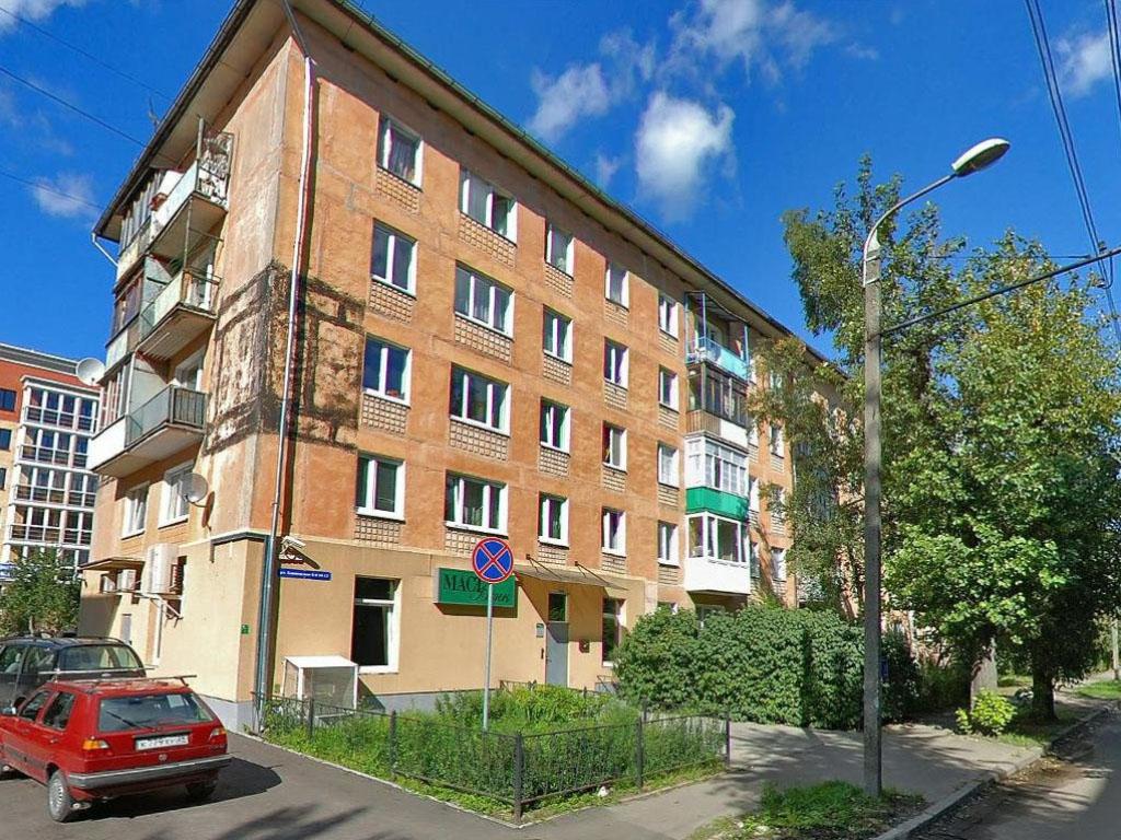 3-к квартира, ул. Банковская 12, 61.1 м², 3/5 эт. с ГОТОВЫМ РЕМОНТОМ, МЕБЕЛЬЮ - Фотография 2