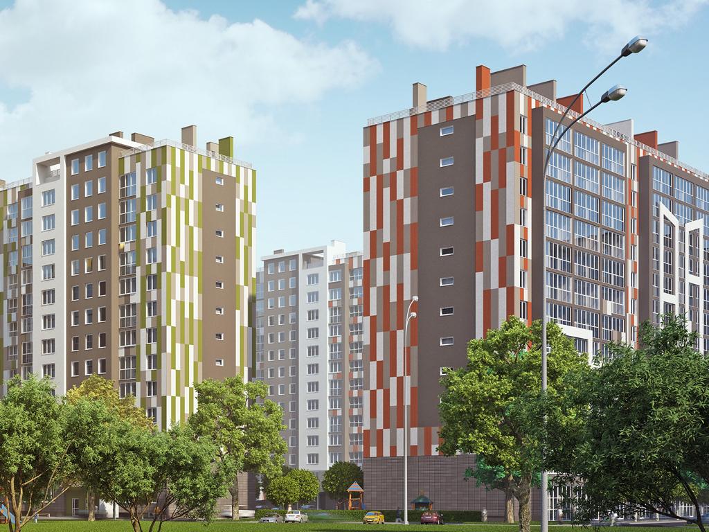 1-к квартира, ул. Старшины Дадаева 65, 39.6 м², 2/14 эт. - Фотография 2