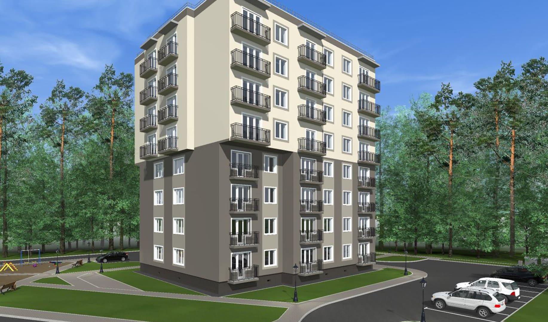 Жилой дом на улице Сосновая, 8 - Фотография 2