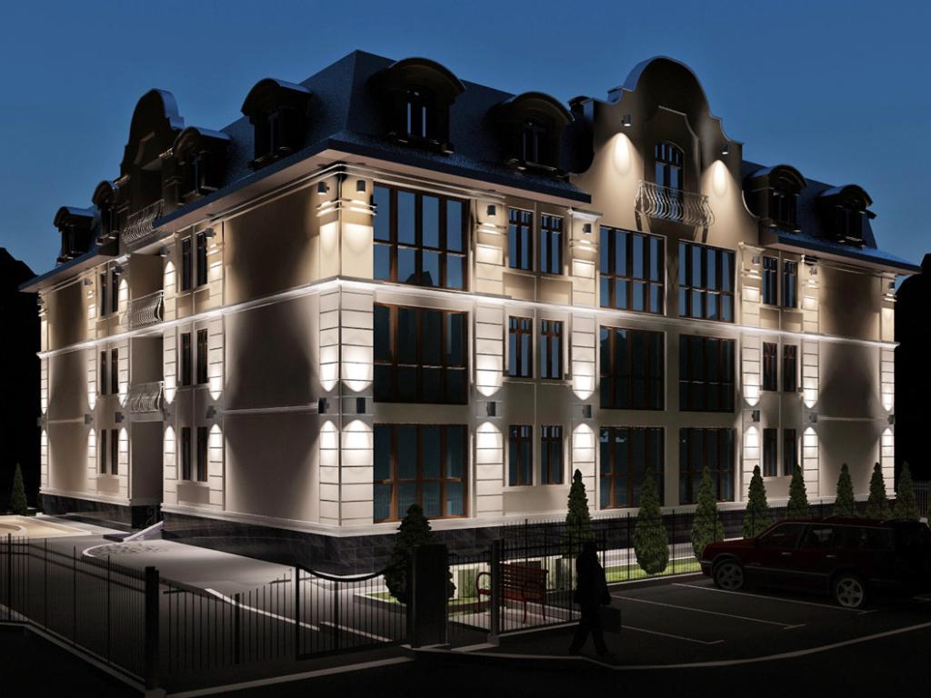 1-к квартира, ул. Лесопарковая 39а, 54.5 м², 1/4 эт. - Фотография 2