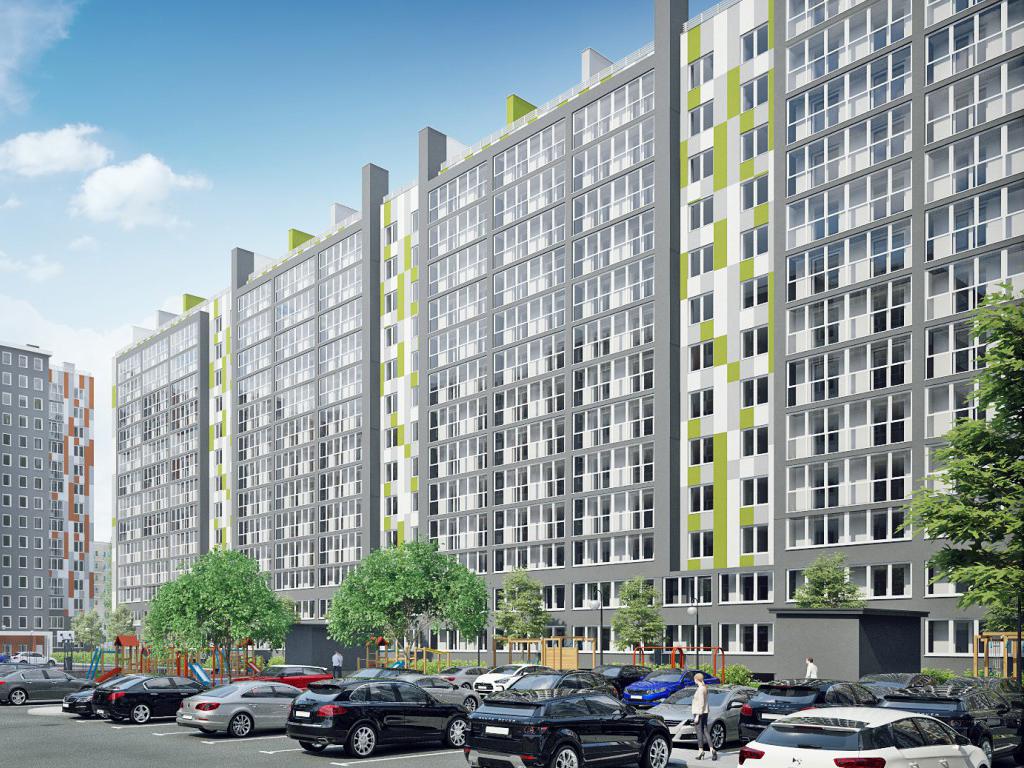 3-к квартира, ул. Старшины Дадаева 65, 96.8 м², 7/13 эт. - Фотография 2