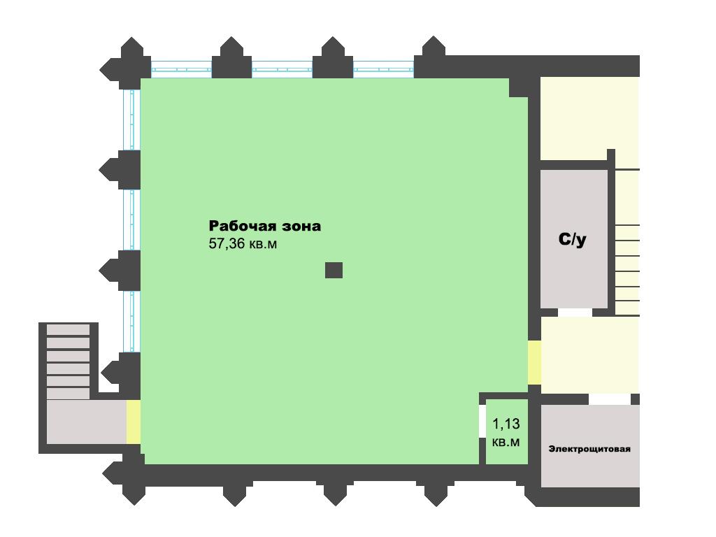 Нежилое помещение по ул. Багратиона, 49в - Фотография 3