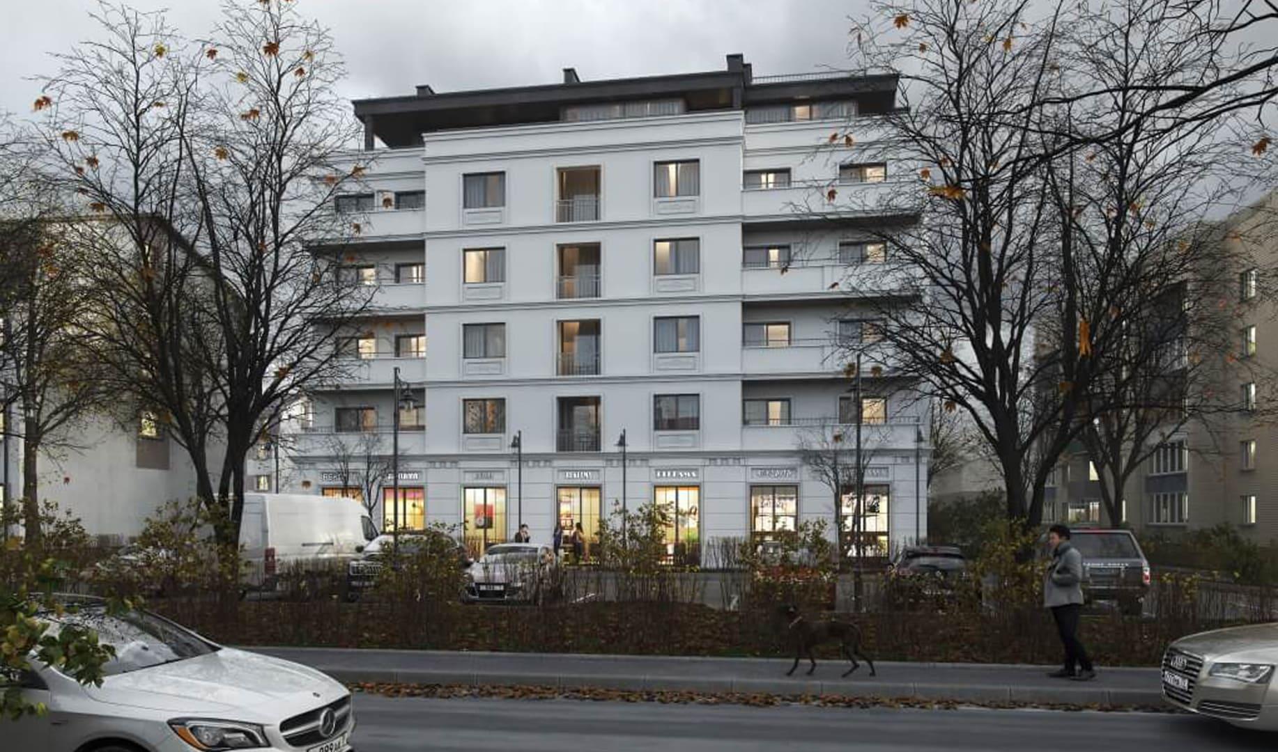 Жилой дом на ул. Красносельской, 58 - Фотография 3